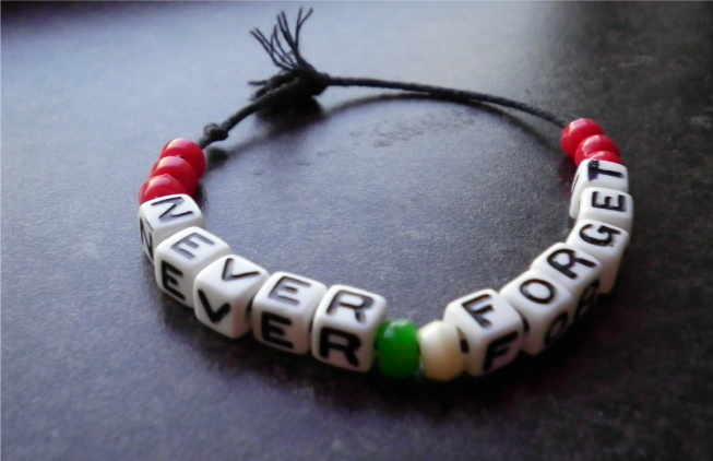 #BringBackHisGirls bracelet