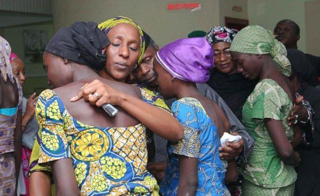 21-chibok-girls-free