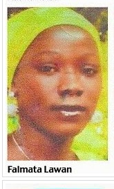 Please pray for the Chibok girl of the week, Glory Dama.