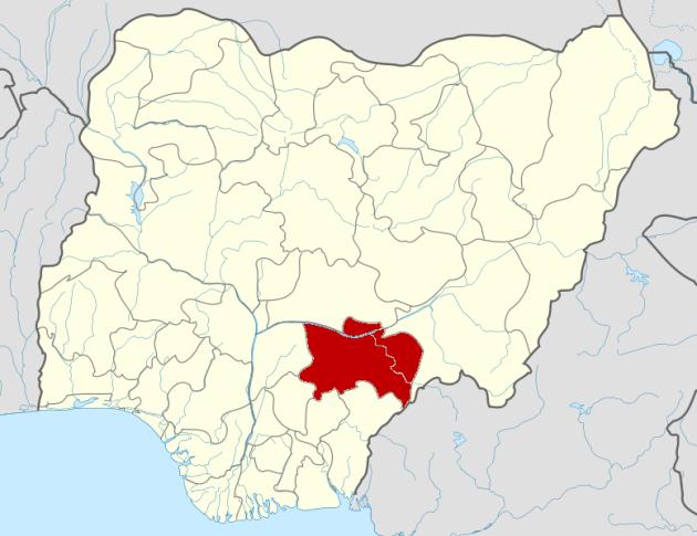 Nigeria_Benue_State_map