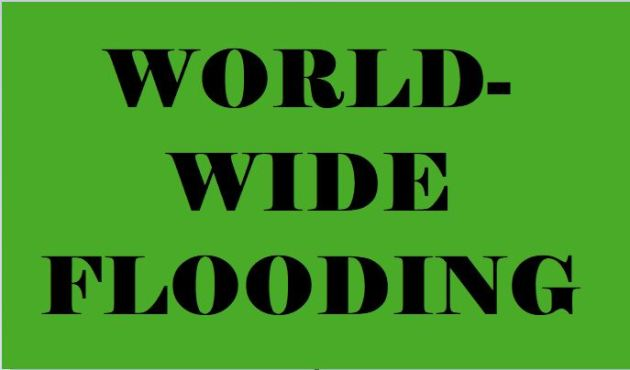 worldwide flooding