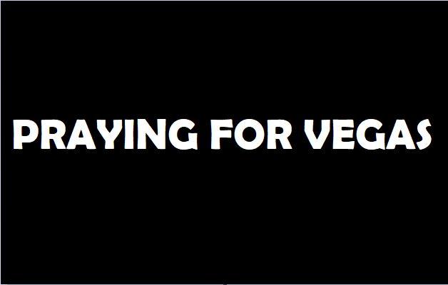 praying for las vegas