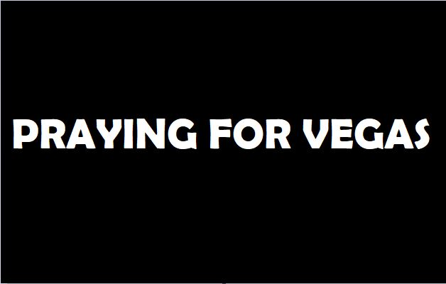 praying for las vegas
