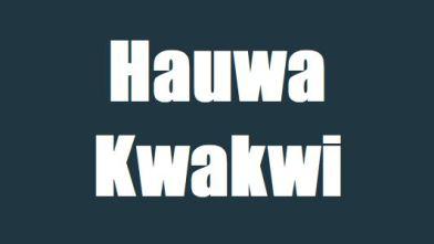 hauwa kwakwi