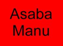 13 Asaba Manu