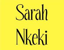 22 Sarah Nkeki