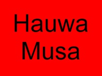 26 Hauwa Musa