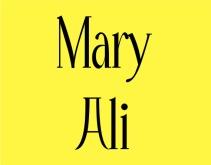 28 Mary Ali