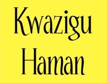 34 Kwazigu Haman