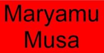 38 Maryamu Musa