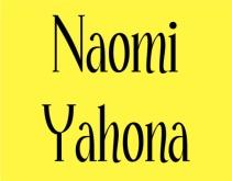 41 Naomi Yahona
