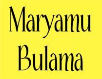56 Maryamu Bulama