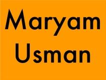 58 Maryam Usman