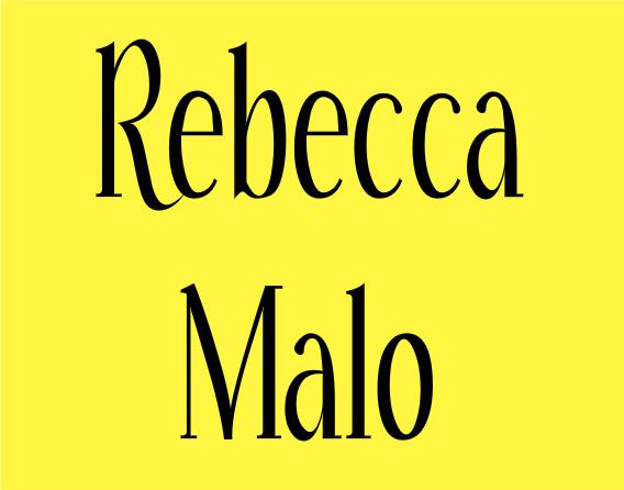 65 Rebecca Malo