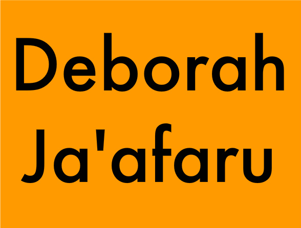 67 Deborah Ja'afaru