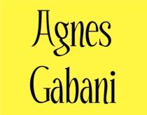 74 Agnes Gabani