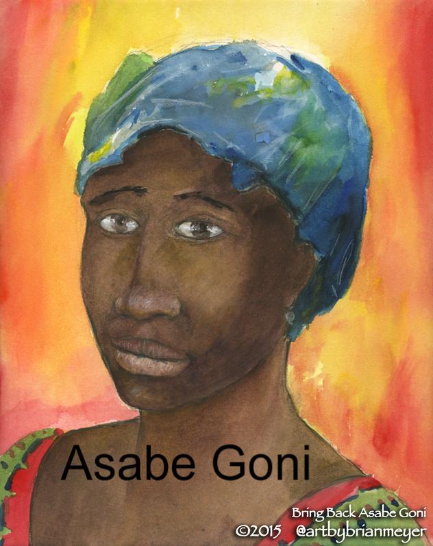 77 Asabe Goni illustration