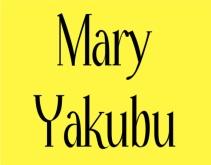 9 Mary Yakubu
