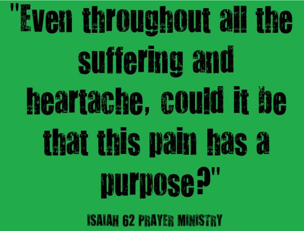 PAIN PURPOSE